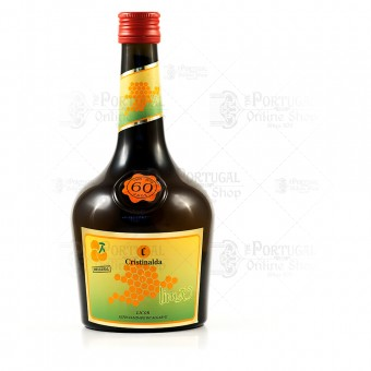 Dom Cristina Lemon - Honey & Lemon Liqueur - 70cl
