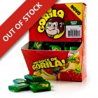 Gorila Mint - Bubble Gum / Chewing Gum