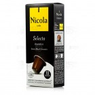 Nicola Selecto Whole Beans Roasted Coffee - 1Kg