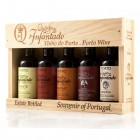 Port Wine Gift Box 5x50ml Miniatures - Quinta do Infantado