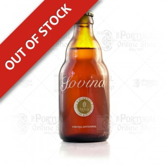 Sovina Wheat - Artisanal Craft Beer - 0.33L