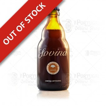 Sovina Amber - Artisanal Craft Beer - 0.33L