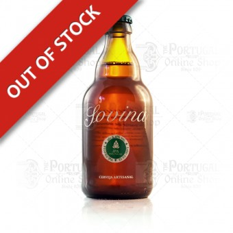 Sovina IPA India Pale Ale - Artisanal Craft Beer - 0.33L