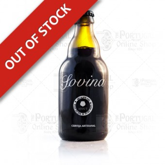 Sovina Stout- Artisanal Craft Beer - 0.33L