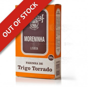 MORENINHA Roasted Wheat Flour - 250g
