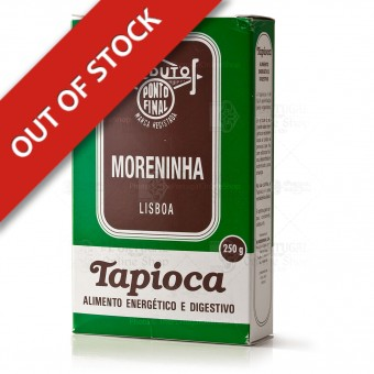 MORENINHA Tapioca - Energetic and Digestive Food - 250g