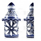 Azulejo Ceramic Chimney Wall Light - Algarve