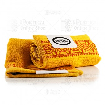Antiga Barbearia de Bairro - Bath Towel Collection - S/M/L