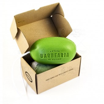 Antiga Barbearia de Bairro - Principe Real - Soap on a Rope - Box