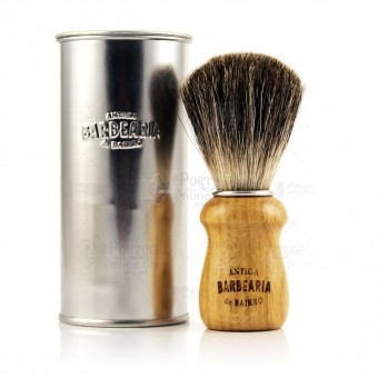 Antiga Barbearia de Bairro  - Badger Shaving Brush