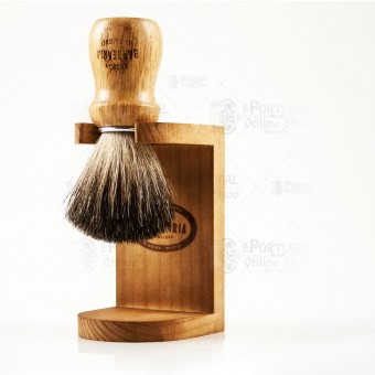 Antiga Barbearia de Bairro - Shaving Brush Stand