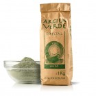 Pure French Green Clay Powder - 100% Organic - Variable Weight -