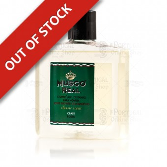 Musgo Real Shampoo & Shower Gel Classic Scent - Claus Porto - 250ml