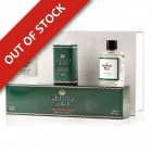 Musgo Real White Gift Box Shave Set Classic Scent- Claus Porto