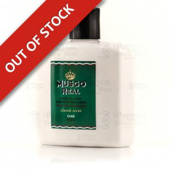 Musgo Real Body Cream Classic Scent - Claus Porto - 250ml
