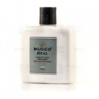 Musgo Real Body Cream Lavender - Claus Porto - 250ml