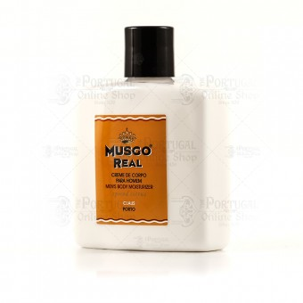 Musgo Real Body Cream Spiced Citrus - Claus Porto - 250ml