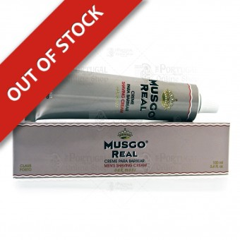 Musgo Real Shaving Cream - Oak Moss - Claus Porto - 100ml