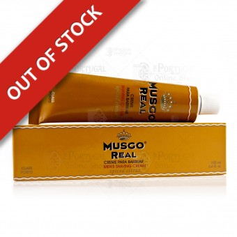 Musgo Real Shaving Cream - Spiced Citrus - Claus Porto - 100ml