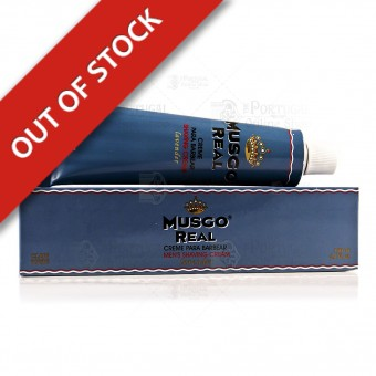 Musgo Real Shaving Cream - Lavender - Claus Porto- 100ml