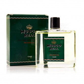 Musgo Real Pre Shave Oil - Claus Porto - 100ml