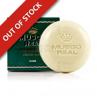 Musgo Real Shave Soap - Claus Porto- 125gr
