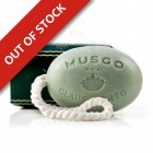 Musgo Real Men's Body Soap On A Rope Classic Scent - Claus Porto - 190g