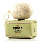 Musgo Real Men's Body Soap On A Rope Lime Basil - Claus Porto - 190g