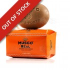 Musgo Real Men's Body Soap On A Rope Orange Amber - Claus Porto - 190g