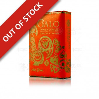 """Simbolos Lusitanos"" Collection - Galo - Thyme & Orange - 75g - Ach Brito"