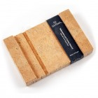 Al-Guidar - Natural Cork Soap Dish