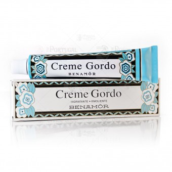 Nally Benamôr Creme Gordo - Extreme Moisturizing Cream - 90ml