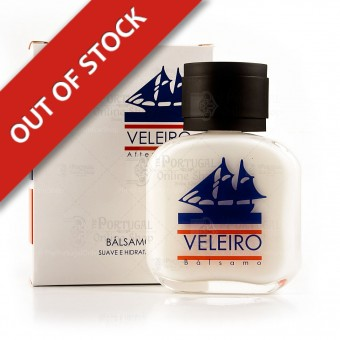 Veleiro After Shave Balm - Confiança - 100ml