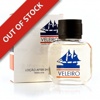 Veleiro After Shave Splash - Confiança - 100ml