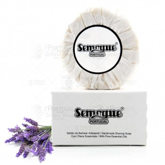Semogue Handmade Shaving Soap - Lavender - 150g