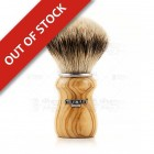 Semogue Special Edition 2013 Olive Wood - Silvertip Badger