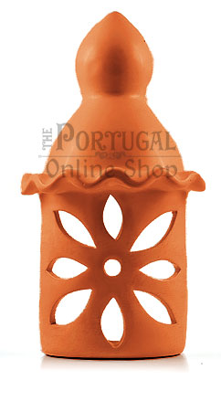 Traditional Algarve Terracotta Chimney Wall Lights - Chaminés de barro típicas do Algarve - www.theportugalonlineshop.com