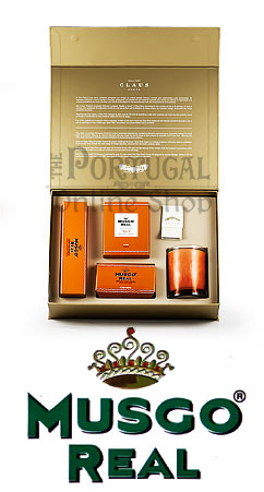Claus Porto Musgo Real Big Collection Gift Box Caixa Oferta Grande - ThePortugalOnlineShop