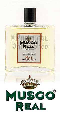 Claus Porto Musgo Real - Cologne nº1 - Orange Amber - ThePortugalOnlineShop