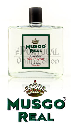 Claus Porto Musgo Real - After Shave Classic Scent - ThePortugalOnlineShop