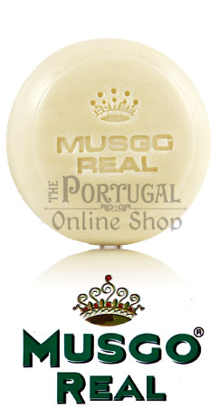 Claus Porto Musgo Real - Men's Shave Soap Shaving 125gr - ThePortugalOnlineShop