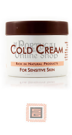 Sagilda Lander Creme Gordo Cold Cream Nutritive Beeswax Olive Oil - The Portugal Online Shop.com