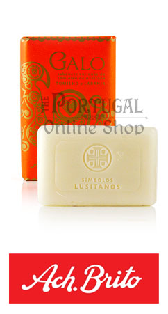 """Simbolos Lusitanos"" Collection - Galo Thyme Orange Tomilho Laranja - 75g - Ach Brito - ThePortugalOnlineShop"