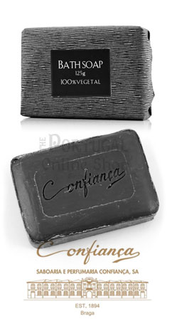 Confiança Spa Collection Musk Marine Bath Soap - ThePortugalOnlineShop