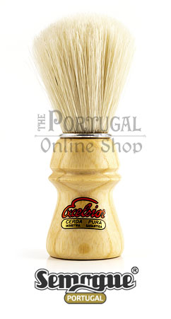 Semogue 1250 shaving brush bristle boar oak wood
