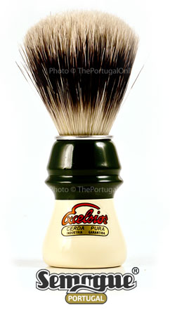Semogue 1305 Bristle Boar Shaving Brush - Pincel Barbear - ThePortugalOnlineShop