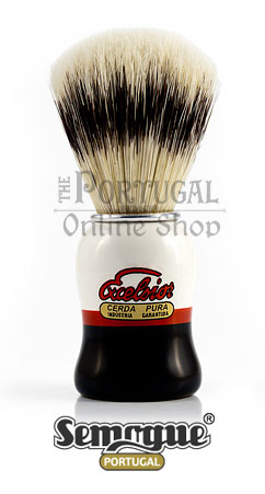 Semogue 1520 shaving brush bristle boar beech wood